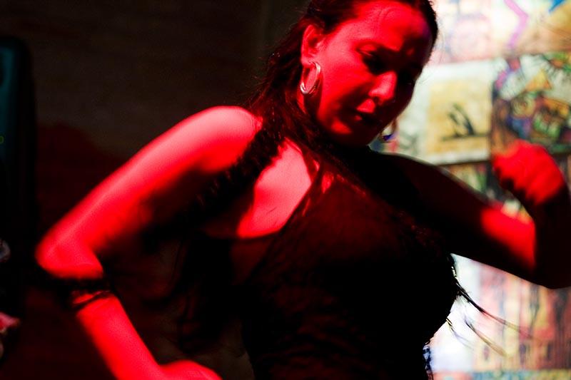 Kurs flamenka Novi Sad