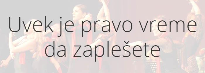 slika Škola flamenko plesa